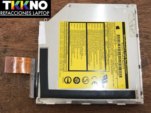 lector dvd macbook a1226 a1211 a1150 a1181 ide succionador