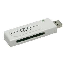 Lector Grabador Tarjetas Compact Flash Cf Usb 20 Alta Veloci