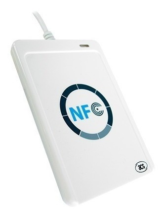 lector grabador usb smart card rfid nfc iso/iec18092