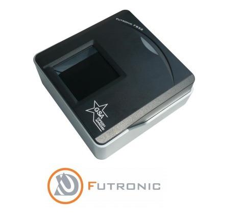 lector huellas digital biometrico - futronic fs52