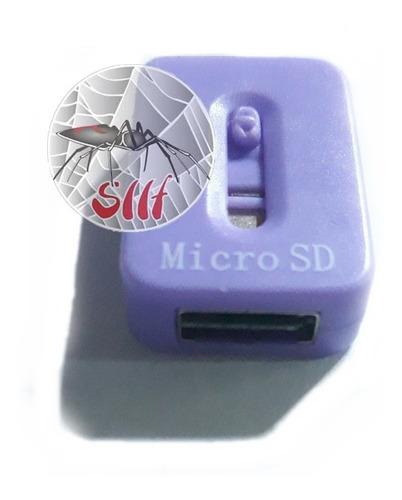 lector micro sd varios colores y modelos
