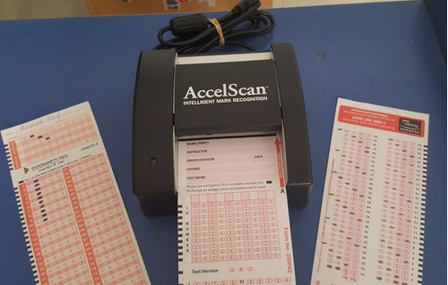 lector óptico omr portatil calificar exámenes ezdata accelsc