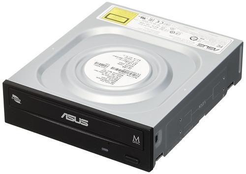 lector quemador dvd cd asus sata interno 24x torre pc nuevo