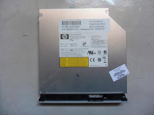 lector / quemador para laptop hp g62-367dx