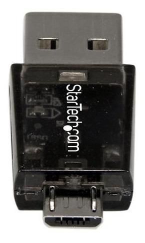 lector tarjetas adaptador micro sd micro usb android