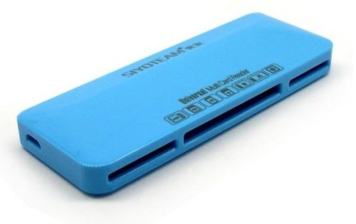 lector tarjetas compactflash camaras digitales sd microsd