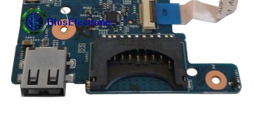 lector tarjetas usb boton power encendido ne512-c2c3 ms2396