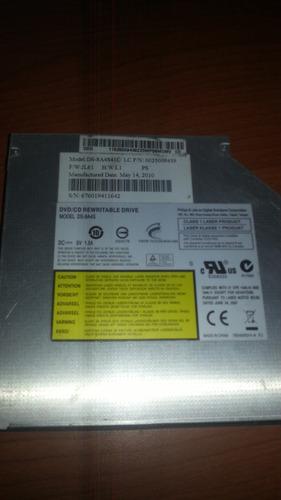 lector y  grabador cd/dvd ide lite on ds-8a4s 12.7mm