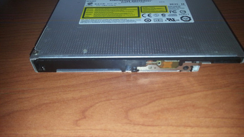 lector y  grabador cd/dvd sata hitachi gt30l 12.7mm