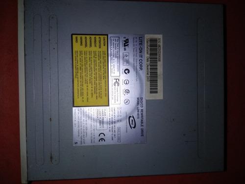 lectora gravadora dvd lite on usada