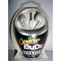 Audifono Color Buds Original Maxell Barato...