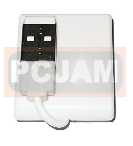 lector/grabador universal usb2.0 cliptec arch-4/mod. rzr508