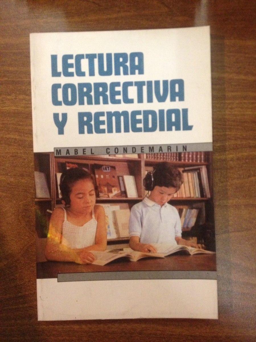 lectura correctiva y remedial