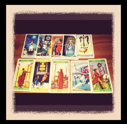 lectura de cartas de tarot