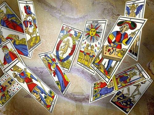 lectura de cartas de tarot y españolas