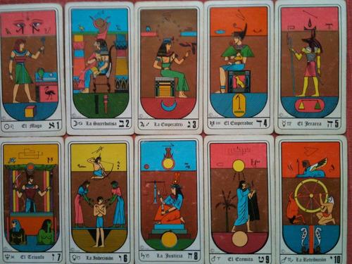 lectura de cartas del tarot y consulta