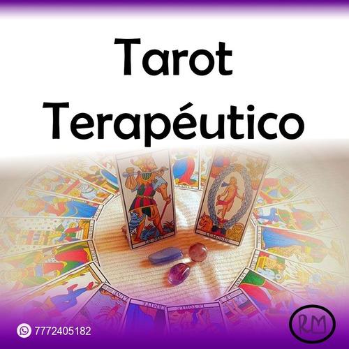 lectura de tarot con enfoque terapéutico