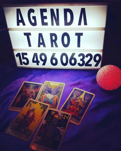 lectura de tarot on line y presencial $950-