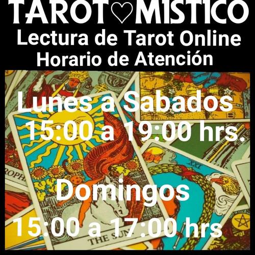 lectura de tarot online