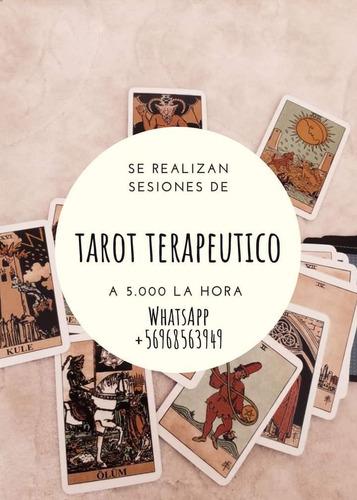 lectura de tarot terapéutico
