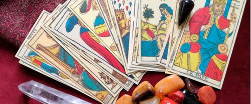 lectura de tarot y baraja vía telefónica #urgencias#