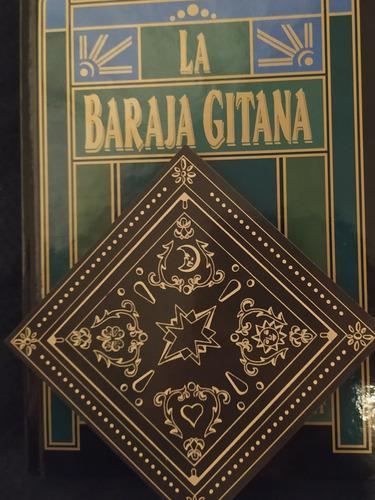 lectura del tarot de la baraja gitana.