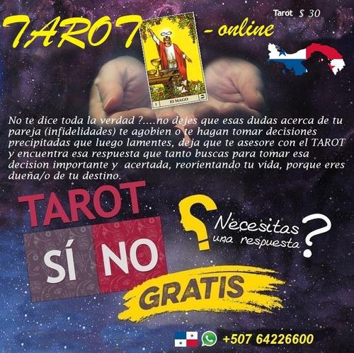 lectura del tarot on line