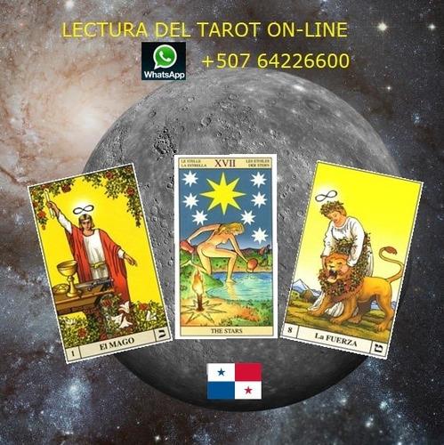 lectura del tarot on line y rituales