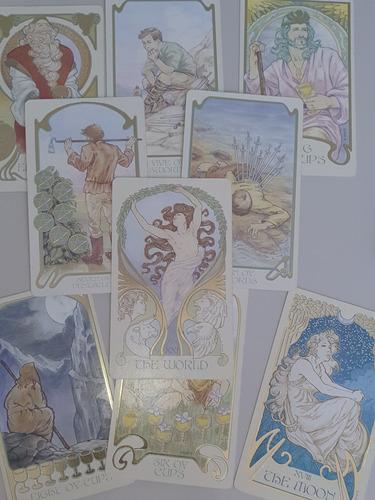 lectura tarot enfoque terapéutico