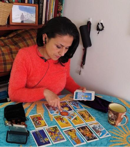 lectura tarot vía telefónica - 3175951929  viernes y sábados