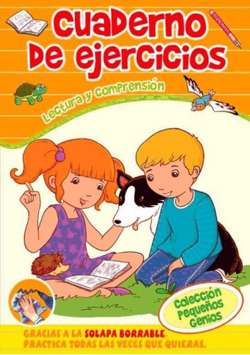 lectura y comprension(libro infantil)