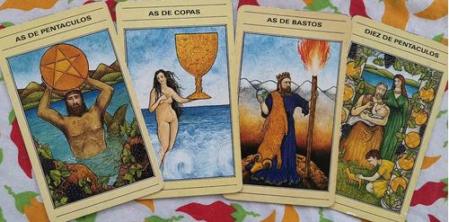 lectura y orientación a través del tarot- la baraja española