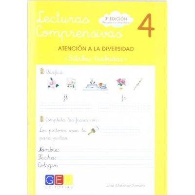 lecturas comprensivas 4 3¦ed atencion a la dive envío gratis