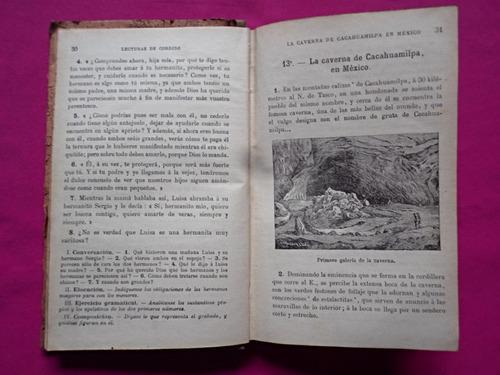 lecturas de corrido - g. m. bruño (curso medio)