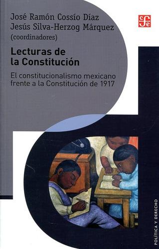 lecturas de la constitución, cossio diaz, fce