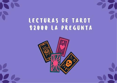 lecturas de tarot online