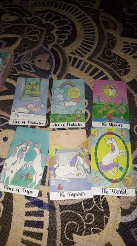 lecturas tarot y oráculo feerico