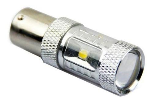 led 1 contacto p21 1156 blanco 5 veces + luz que uno chino