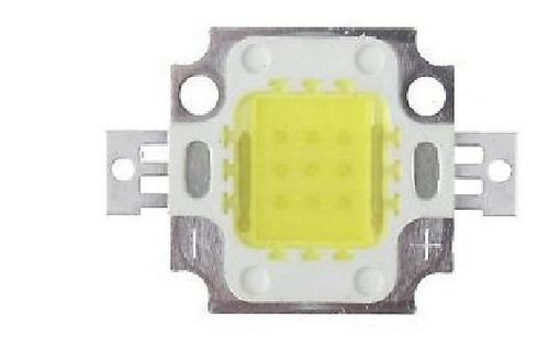 led 10w chip power (blanco frio) para reflectores