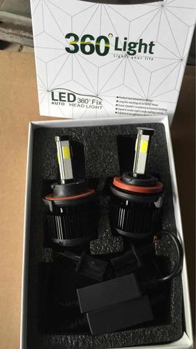 led 360 light h13 6000k