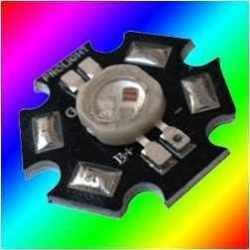 led 3w estrella disipadora 700ma 3.2v frio o calido x 10 uni