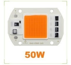 led 50w cob (a2) cultivo grow full spectrum 220v tecnopedido