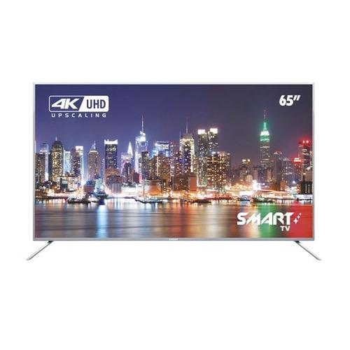 led 65'' sankey ultra hd 4k, smart tv wifi, playsound
