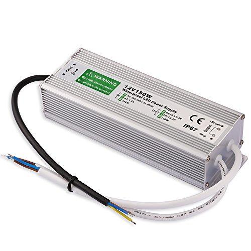 LED Trafo 12 Watt Rundtrafo Spannung 12V = DC