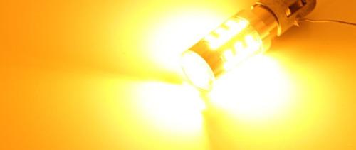 led ambar bau15s py21w 1156 canbus sin error no hyperflash