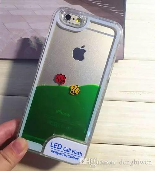 Led Case Funda Iphone 6s Plus (funda Con Luz Antiestress) -   200 daa6e051e6