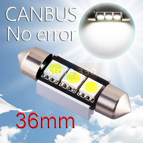 led con canbus integrado ( no genera error en la ecu )