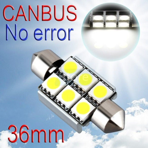 led con canbus integrado ( no genera error en la ecu )