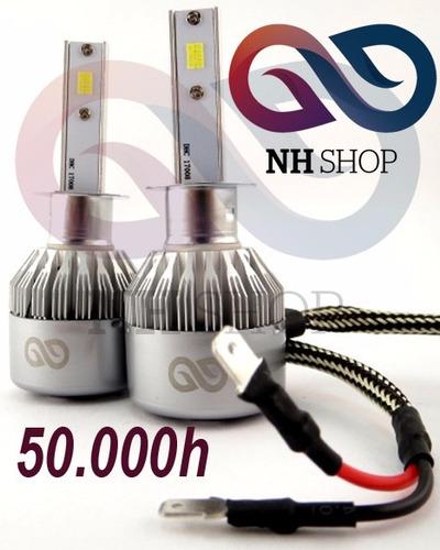led cree  9006  h7 h16 h11 h1 h3 18000 lumen  c6 csp 36w