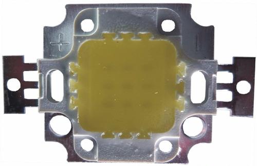 led de potencia 5 vatios alta eficiencia blanco calido